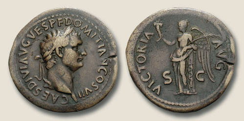 Domitian as Caesar