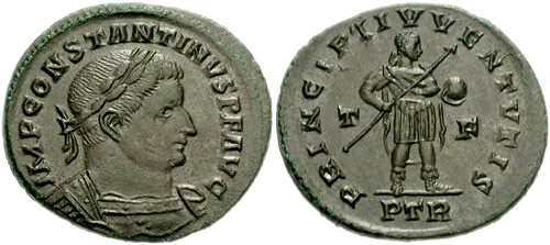 Constantine The Great AE Follis