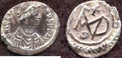 Ostrogothic coin