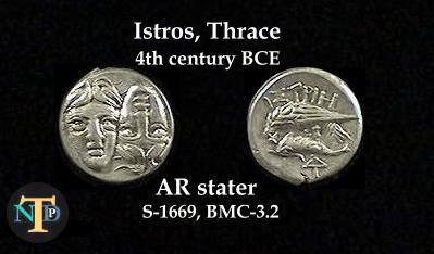 Istros_Thrace_AR_Stater