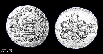 CISTOPHORIS COINAGE