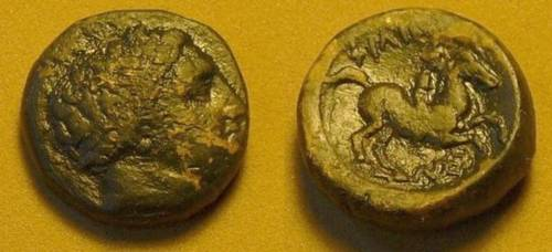 Philip II, Macedonia