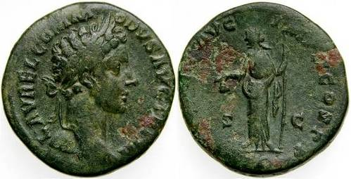 Commodus Sestertius