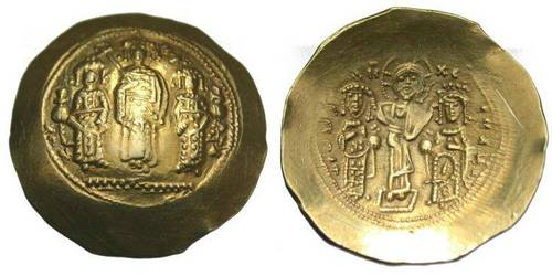 Late Roman and Byzantine gold