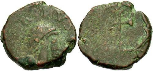 Undetermined Ruler - Around time of Valentinian III