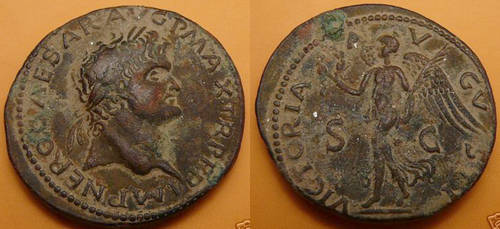 Fake-Nero-Sestertius-Victory-Encrusted